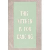 Vinyl Tapijt (120x60 cm) Dansi, miniatuur afbeelding 1