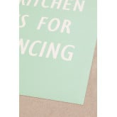 Vinyl Tapijt (120x60 cm) Dansi, miniatuur afbeelding 2