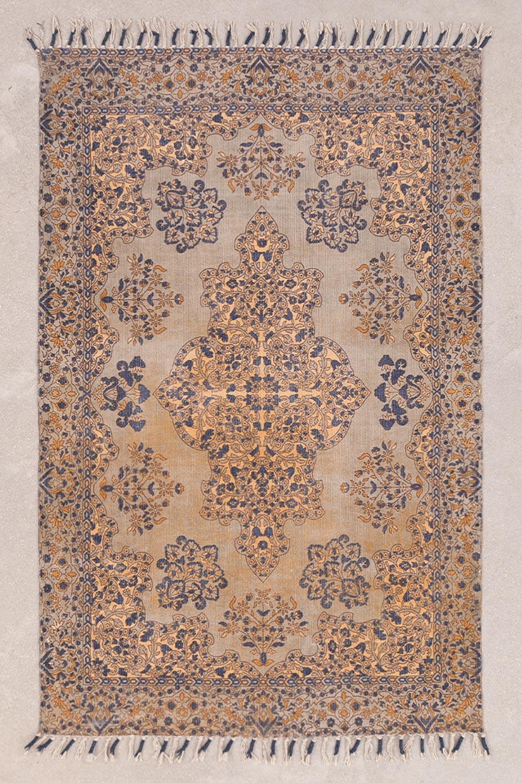 Katoenen vloerkleed (180x120 cm) Boni, galerij beeld 1