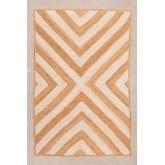 Vloerkleed van natuurlijk jute (245x155 cm) Jabiba, miniatuur afbeelding 2