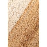 Vloerkleed van natuurlijk jute (245x155 cm) Jabiba, miniatuur afbeelding 6