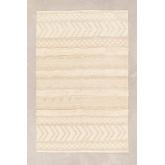 Vloerkleed van wol en katoen (255x165 cm) Lissi, miniatuur afbeelding 2