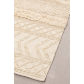 Vloerkleed van wol en katoen (255x165 cm) Lissi, miniatuur afbeelding 4