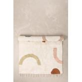 Katoenen vloerkleed (205x130 cm) Ebre, miniatuur afbeelding 2