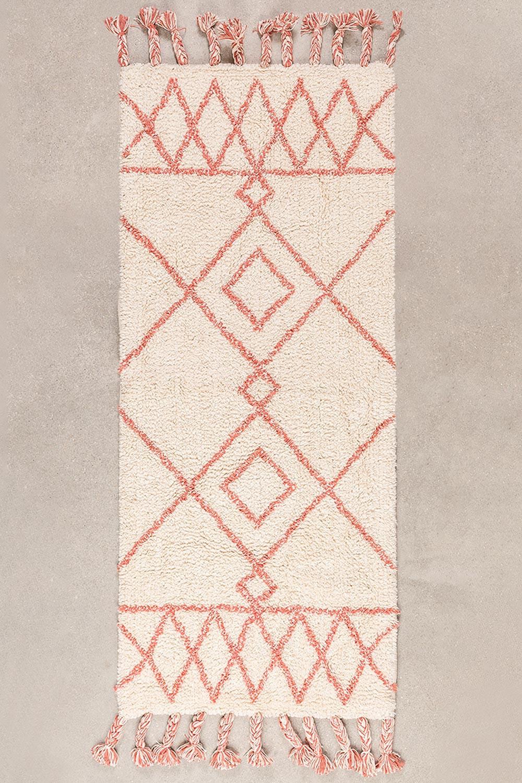Katoenen Badmat (145x50 cm) Pere, galerij beeld 1