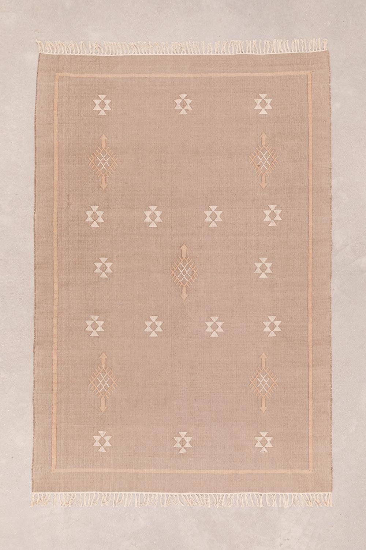 Katoenen vloerkleed (235x160 cm) Savet, galerij beeld 1