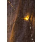 Solar LED Lichtnet (2,80 m) Pilo , miniatuur afbeelding 4