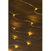 Solar LED Lichtnet (2,80 m) Pilo , miniatuur afbeelding 6