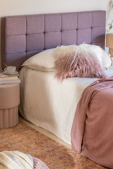 Karpper hoofdeinde voor bed van 135 cm en 180 cm