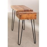 Alina houten console, miniatuur afbeelding 3