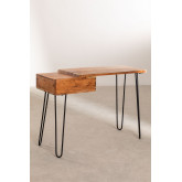 Alina houten console, miniatuur afbeelding 5
