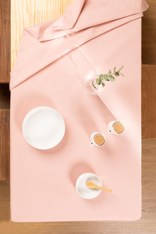Glad tafelkleed (150 x 200 cm) Malvi , galerij beeld 1