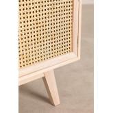 Houten tv-meubel in Ralik-stijl, miniatuur afbeelding 6