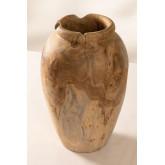 Jayat houten vaas, miniatuur afbeelding 2