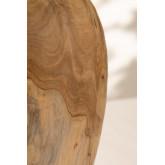 Jayat houten vaas, miniatuur afbeelding 5