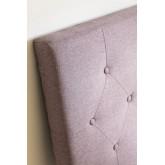 Hoofdeinde voor bed 135 cm, 150 cm en 180 cm Tonie, miniatuur afbeelding 4