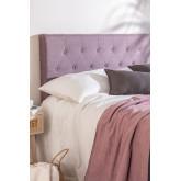 Hoofdeinde voor bed 135 cm, 150 cm en 180 cm Tonie, miniatuur afbeelding 1