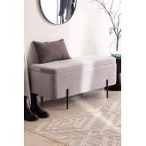 Katoenen vloerkleed (180x120 cm) Llides, miniatuur afbeelding 5