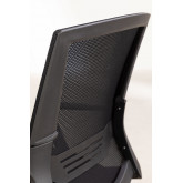 Bureaustoel met wielen werken, miniatuur afbeelding 6