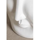 Ronde bijzettafel van keramiek (Ø32 cm) Jaret Mate , miniatuur afbeelding 4