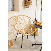 Baro rotan stoel, miniatuur afbeelding 1