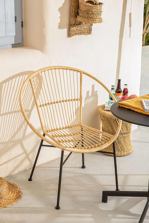Baro rotan stoel, galerij beeld 1
