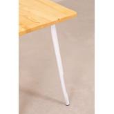 LIX houten tafel (120x60), miniatuur afbeelding 4