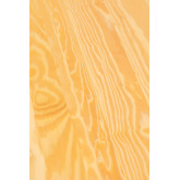 LIX houten tafel (120x60), miniatuur afbeelding 5