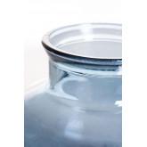Esko vaas van gerecycled glas, miniatuur afbeelding 3