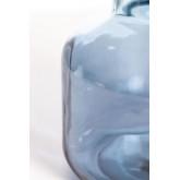 Esko vaas van gerecycled glas, miniatuur afbeelding 4