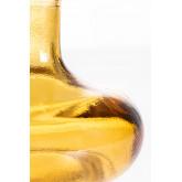 Siclat gerecycled glazen vaas, miniatuur afbeelding 3