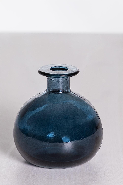 Endon vaas van gerecycled glas, galerij beeld 1