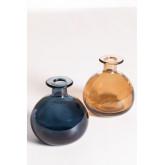 Endon vaas van gerecycled glas, miniatuur afbeelding 4