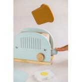 Branx Kinderontbijtset met Houten Sandwichmaker, miniatuur afbeelding 2