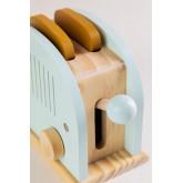 Branx Kinderontbijtset met Houten Sandwichmaker, miniatuur afbeelding 3