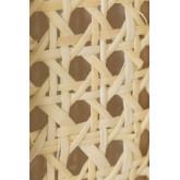 Rechthoekige houten wandspiegel (60x40 cm) Frey, miniatuur afbeelding 5