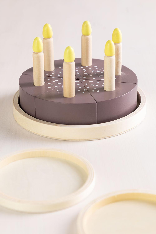 Karrot Kids Wood Cake , galerij beeld 1