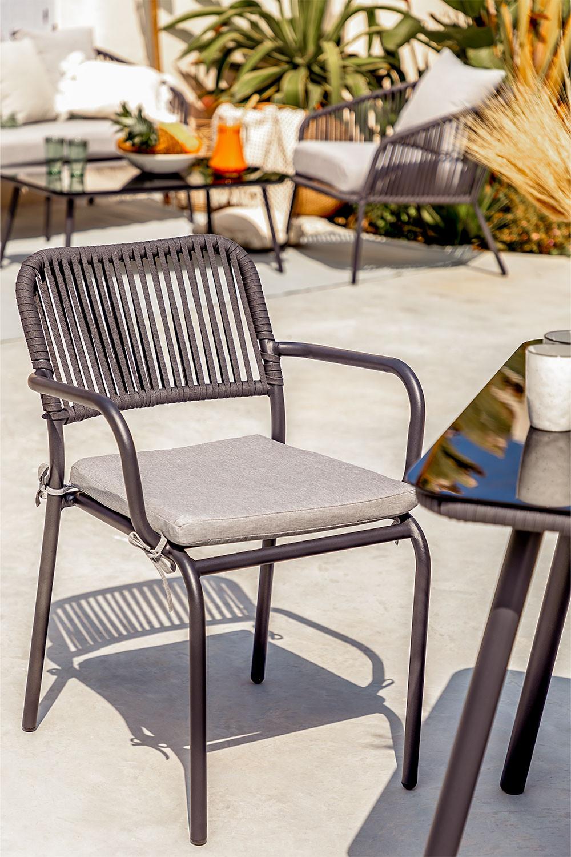 Pack van 6 stoelen Arhiza, galerij beeld 1