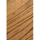 Rechthoekige houten eettafel (150x85 cm) Alya, miniatuur afbeelding 6