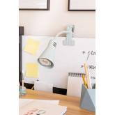 LED Flexo met klem Boku, miniatuur afbeelding 1
