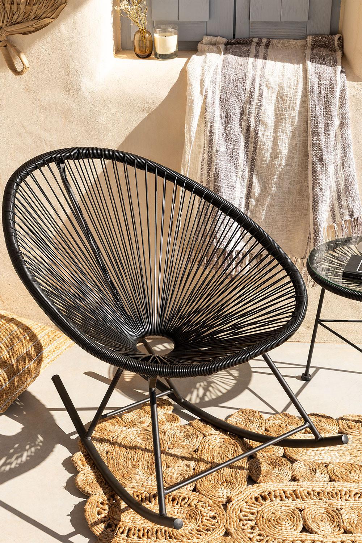 Acapulco schommelstoel , galerij beeld 1