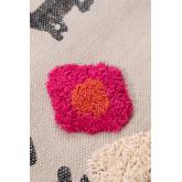 Katoenen vloerkleed (180x120 cm) Rehn, miniatuur afbeelding 3