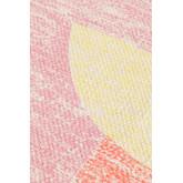 Katoenen vloerkleed (190x120 cm) Karsen, miniatuur afbeelding 3