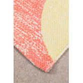 Katoenen vloerkleed (190x120 cm) Karsen, miniatuur afbeelding 4