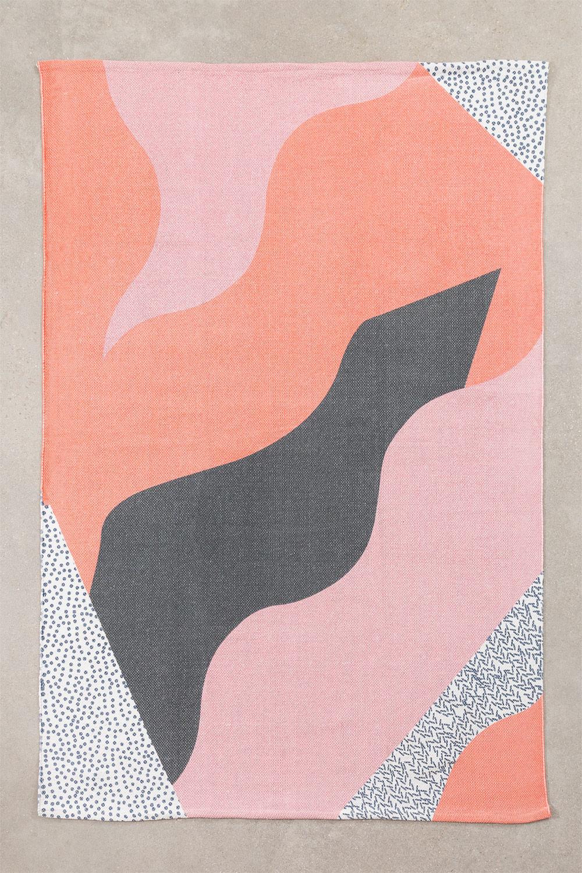 Katoenen vloerkleed (190x115 cm) Cler, galerij beeld 1054996