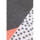 Katoenen vloerkleed (190x115 cm) Cler, miniatuur afbeelding 1054997