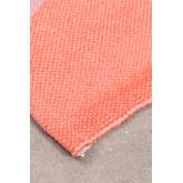Katoenen vloerkleed (190x115 cm) Cler, miniatuur afbeelding 1055001