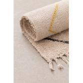 Katoenen vloerkleed (185x120 cm) Geho, miniatuur afbeelding 4