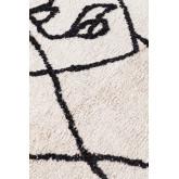 Katoenen vloerkleed (185x125 cm) Fäsy, miniatuur afbeelding 3