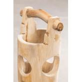 Teakhouten Paraplubak Dred, miniatuur afbeelding 1056629